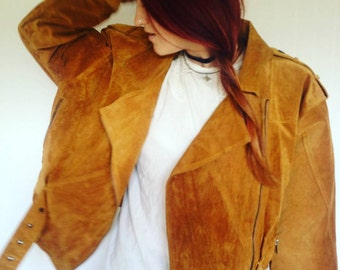 Vintage brown velvet  jacket