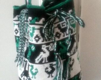 Mochila | Bag | Backpack | Leather Bag | Handmade