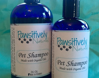 All Natural Pet Shampoo