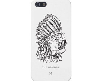 Lion Silicone phone case