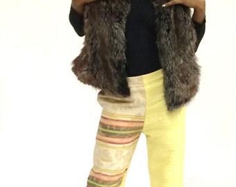 Women's Pants, Yellow