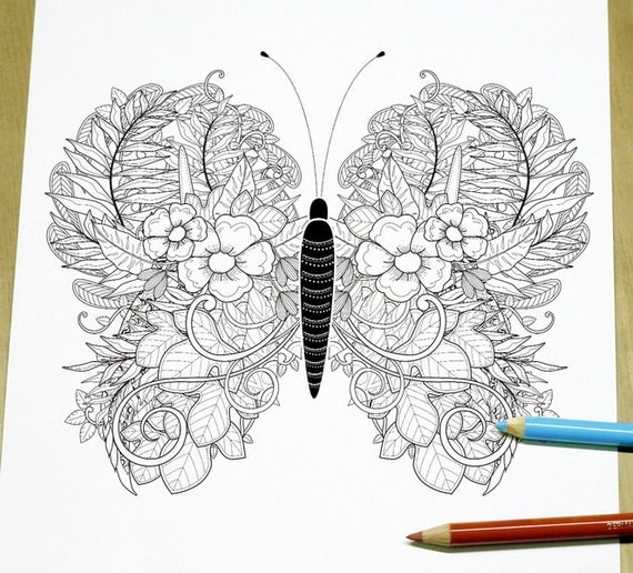 elegant printable adult coloring pages - photo#2