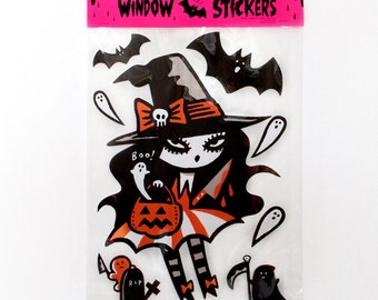 Window Clings/ Halloween