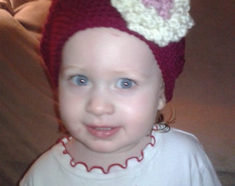18-24 month girl hats