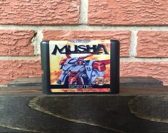 Musha - Sega Genesis Reproduction