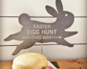 Easter - Egg Hunt This Way