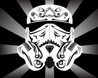 custom t star wars 3