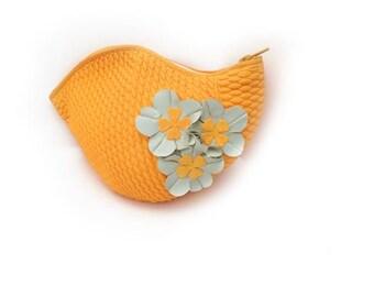 HAND BAG 3 FLOWERS