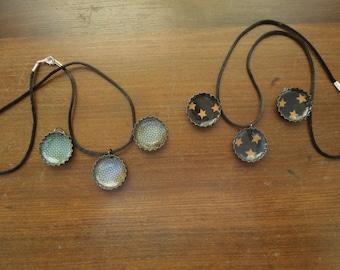 Bottle Cap Necklaces