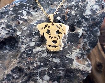 Golden Terrier Necklace, Terrier Necklace, Terrier Pendant, Terrier Dog, Dogs Necklaces, Dogs Pendants