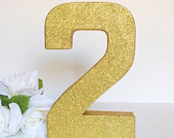 8 inch Number, Numbers (0-9), Choose Any Color-Choose Any Number, Birthday Numbers, Birthday Decorations,Birthday Sign, Photo Prop.