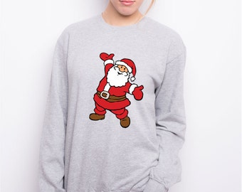 Sweatshirt for Women - Santa Claus