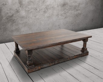 Coffee Table, Table, Reclaimed Wood, Handmade, Console Table, End Table