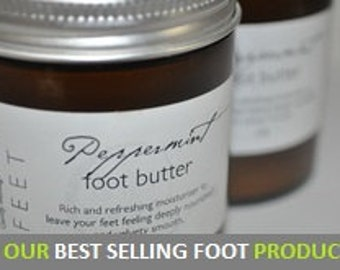 Moroccan Mint Foot Butter