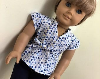 Beky's casual wear  fits American girl dolls