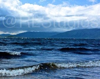 Beach Photography: Blue scenes part 1
