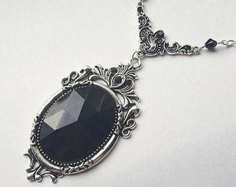 Dark Queen Gothic Necklace