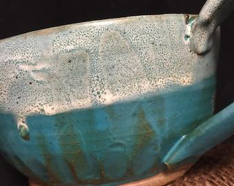 Turquoise Latté Mug