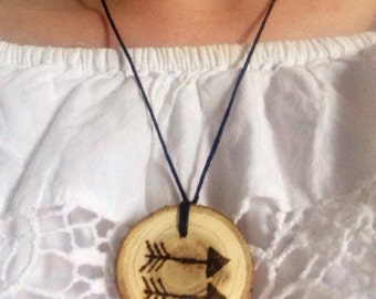 Right Direction Necklace