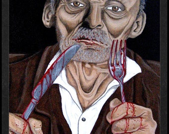 Albert Fish is Card Number 35 from the New Serial Killer Trading Cards