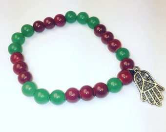Peace and Love Namaste Bracelet