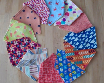 MIX AND MATCH any 4 bibs