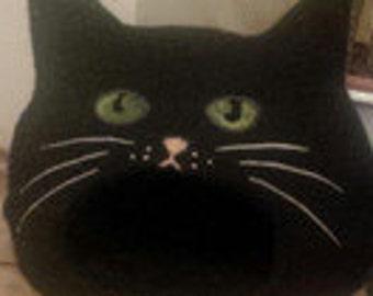 cat cave cat head colorful/cat bed/felt bed/pet bed