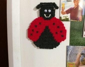 Ladybug Plastic Canvas kit