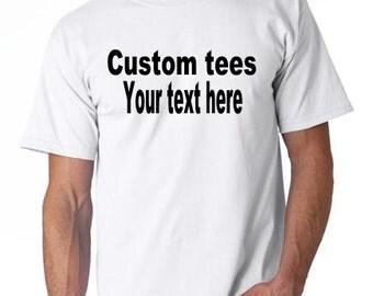 Custom t-shirts, Family Reunion t-shirts, Camp t-shirts, give away t-shirts, promotions t-shirts, Family vacation t-shirts