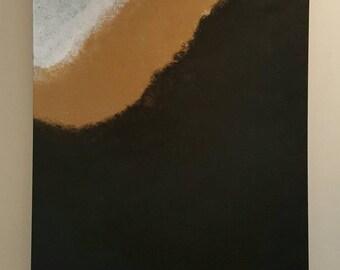 Original Art- Midnight Sand Storm