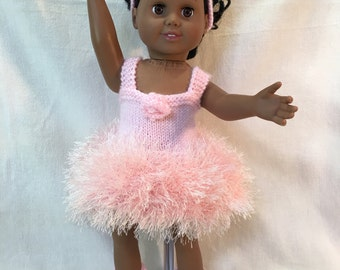 18 Inch Doll American Girl Ballet Outfit