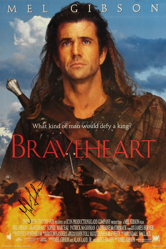 paper on braveheart This article has emerged out of my interest in the production of stirling as a   demand to study scottish history has increased, and the braveheart site is at.