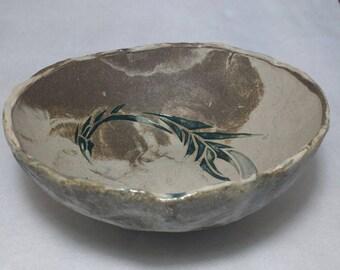 Marbled Dragon Bowl