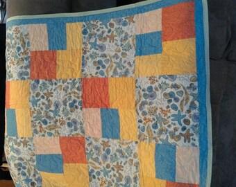 Sea Shore Tile Quilt