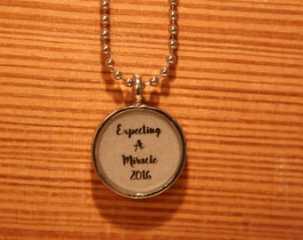Expecting A Miracle 2016