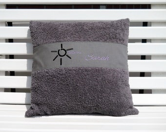 Pillowcase Grömitz Sun named Terry