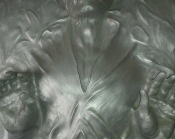 Life size Han Solo in carbonite