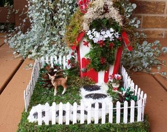 Christmas Fairy Cottage