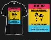 Blues Brothers Shirt Poster design Shirt Classic film Shirt Dad birthday Gift Idea Boy Friend Gift