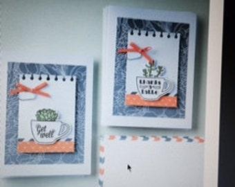 TEA Latte Cards
