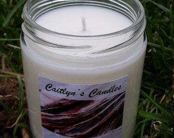 Vanilla Candle | Vanilla Soy Candle | White Vanilla Candle | White Candle | White Soy Candle | Soy Wax Candle | Handmade