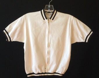 Campus young adult zipper t-shirt