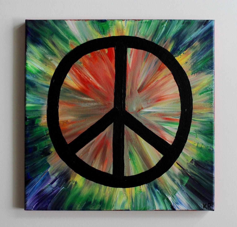 hippie peace sign art wwwimgkidcom the image kid has it