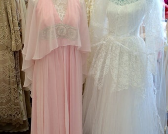 Pink Mother of the Bride Gown!