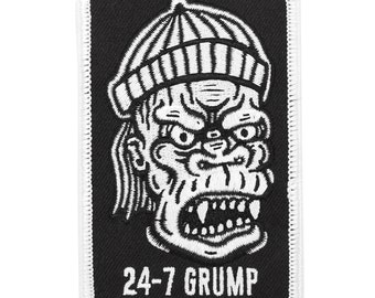 24-7 GRUMP - Patch
