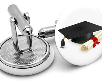 Graduation Cufflinks