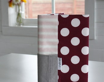 A5 Notebook Cover - Spots