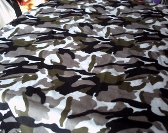 Man cave table cover - chair throw