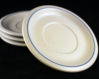 Vintage Pfaltzgraff Saucers (Set of 4)