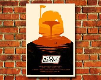 """Star Wars Movie Poster - 11"""" x 17"""" - #0147"""
